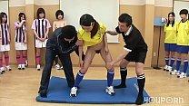 Japanese soccer Thumbnail