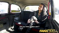 Fake Taxi Sexy big tits German lusts for big co...