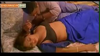 Mallu desi aunty on bed with driver