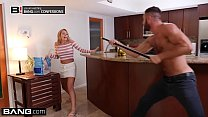 Zoey Monroe gets a naughty surprise on her deli... Thumbnail
