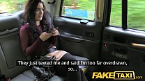 Fake Taxi Innocent teen takes on big cock