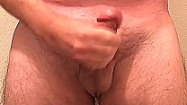 My cock's orgasmic pulses as it cums