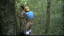 i fuck a twink in outdoor public forest Thumbnail