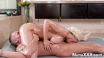 Download video bokep Oiled busty latina Luna Star 3gp terbaru