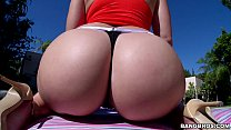 Gorgeous Plum White Ass - Alexis Texas