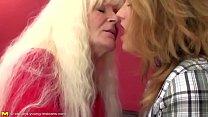 Old lesbian granny fucks young sweet lesbian girl.720p -More on LESBIAN-SEX.ML