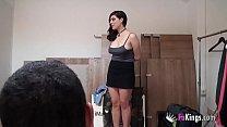 19yo, Spanish, BIG BOOBS and a jealous boyfriend. Lina doesn't know where she got into.'s Thumb