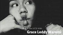 Leddy Waromi - Video Call Sex