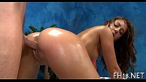 Stripped oil massage Thumbnail