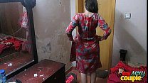 Indian Wife Sonia In Shalwar Suir Strips Naked ...