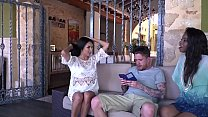 Anissa Kate, Jasmine Webb get dilated holes by ... Thumbnail