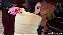 (lana rhoades) Sexy Amateur Girlfriend In Sex A... Thumbnail