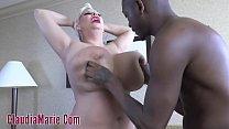 Huge Tit Claudia Marie Beat Down For Interracia... Thumbnail