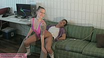 Katja's Ballbusting Therapy PART 2
