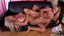 Trailer - Bridgette B and Britney Young - Lesbian Alien Sex Thumbnail