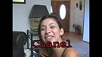 Chanel Chavez is human toilet paper