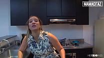 TU VENGANZA - Un vídeo sexual para el cornudo novio de la latina culona Ana Mesa