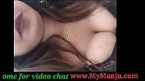 Big booby girl  shows her big milky boobs hindi audio