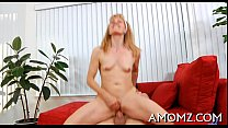 Older playgirl moans and gets off