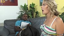 Poor Father Watches Her Daughter Kensey Knox Ta...