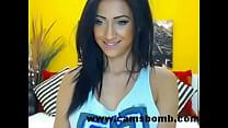 Webcam Brunette Live Show - camsbomb.com