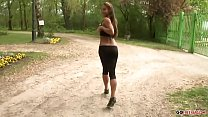 Amirah Adara Cardio Training HD; anal, teen, ha... Thumbnail