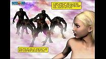 3D Comic: Neverquest Chronicles. Episode 9