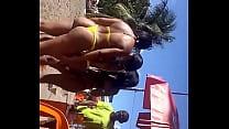 Gostosas na praia da ribeira