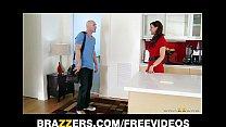 Syren De Mer calls in a plumber to fix her sink... Thumbnail
