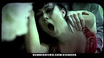 Submissived - Teen With Huge Rack Gets Choked Out Thumbnail