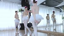 Teen student anal party and russian home amateur orgy Ballerinas