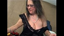 Mature with big clit and big saggy tits Thumbnail