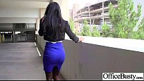 Hot Sex Action In Office With Nasty Hot Bigtits Girl clip-02