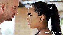 Private.com Huge tits latina fucked on the Terrace Thumbnail