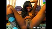 Cute Ebony Webcam Girl