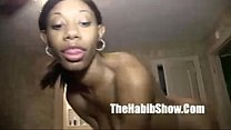 Ghetto luvin dick sucking 18 year old freak P2