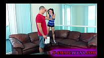 Sally Squirt - 1/4 Young innocent tiny teen sch...