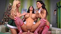 Nikki Benz, Jessica Jaymes & Amy Anderssen Fuck...