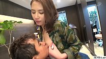 JAV hair salon audacious blowjob Ian Hanasaki S... Thumbnail