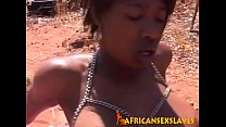 Amateur African Teen Couples Have Sex Outdoors Thumbnail
