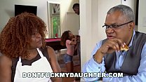 DON'T FUCK MY DAUGHTER - Black Teen Kendall Woo... Thumbnail