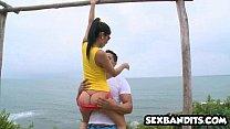 16 Latina whore workout sex 04