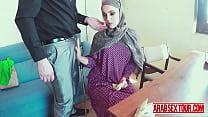 Arab slut get some serious cash to let a big co... Thumbnail
