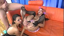 Alysa and Eva Kats Anal and Pissing Games