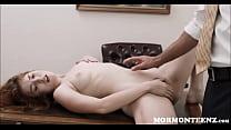 Mormon Teen Gwen Stark Masturbates To Orgasm