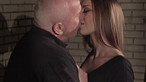 Anna G fucked hard by the horny old plumber Thumbnail