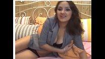 Indian girl teases on webcam 2
