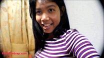 10 Weeks Pregnant Thai Teen Heather Deep gives ...