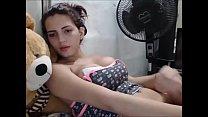Stunning Latina Teen Tranny Thumbnail
