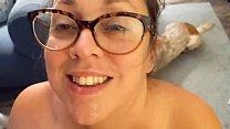 Surprise Video - Big Tit Nerd MILF Wife Fucks w...